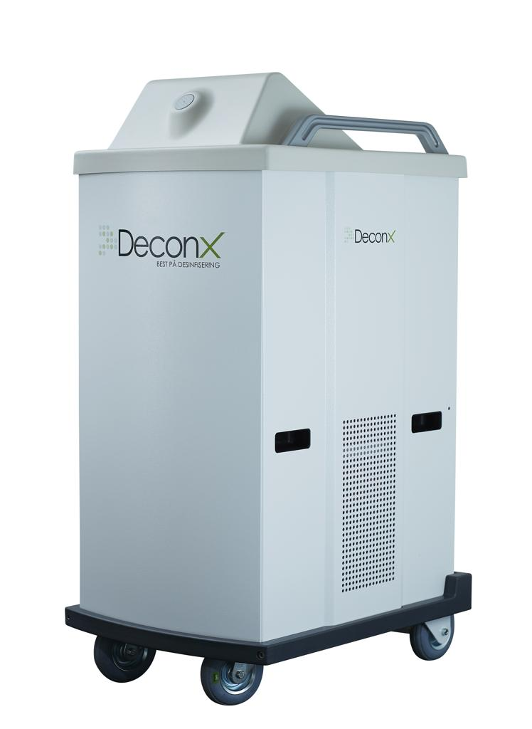 Disinfection robot DECONX DX1