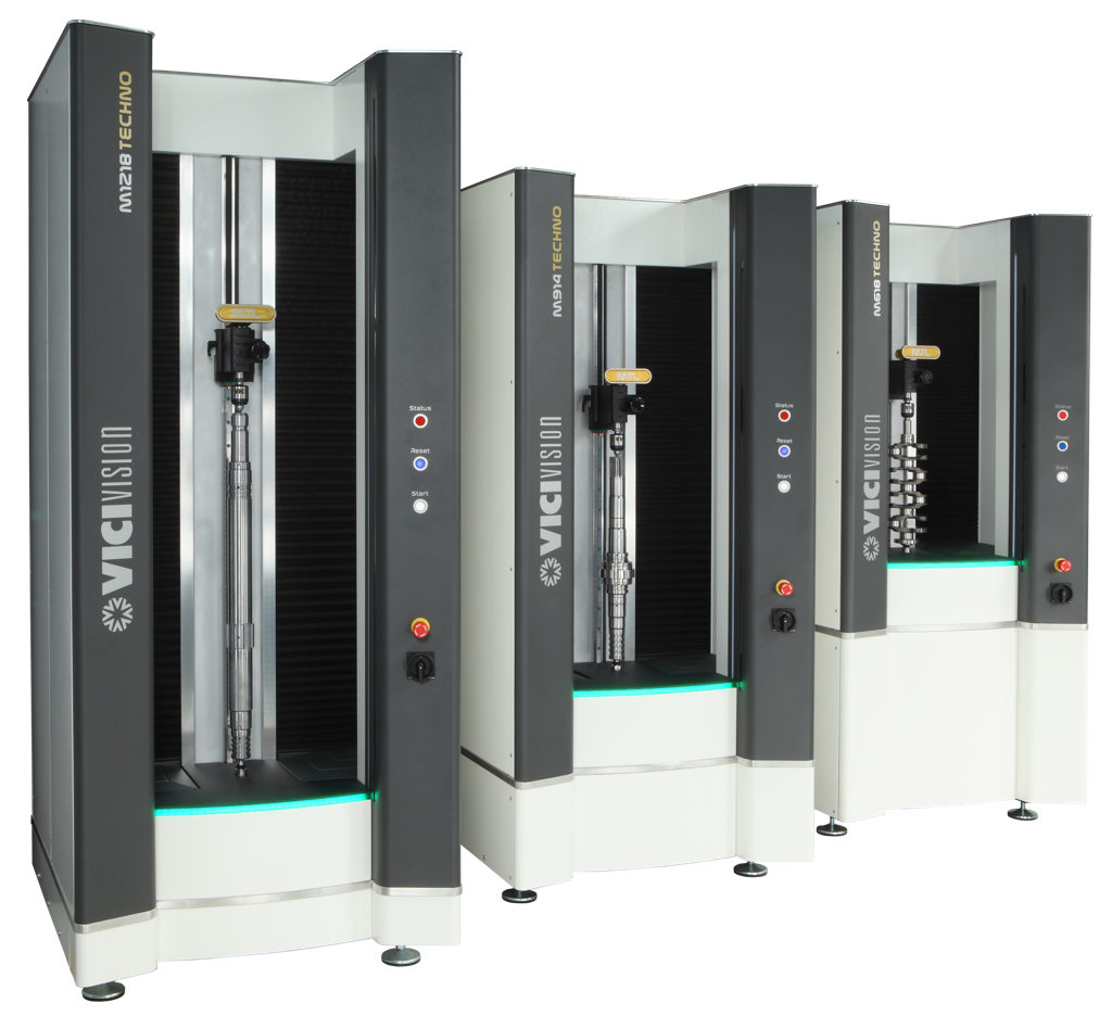 M309 Techno-Higher resolution measurement machine for cylindrical parts up to 30
