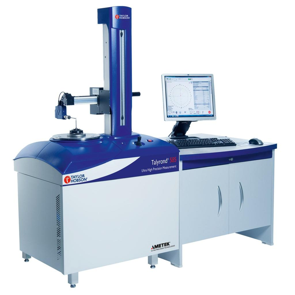 Talyrond 585 H Range Fully Automated Roundness/Cylindricity Measuring Instrument