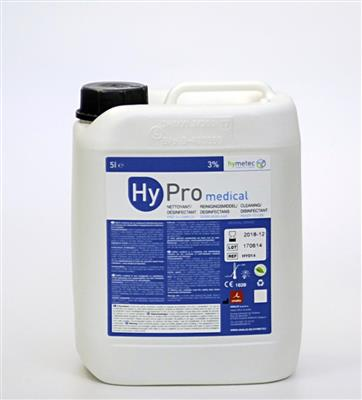 HYPRO Medical 3% Apple (5 liter can)