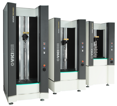 M914 Techno-Higher resolution measurement machine for cylindrical parts up to 90