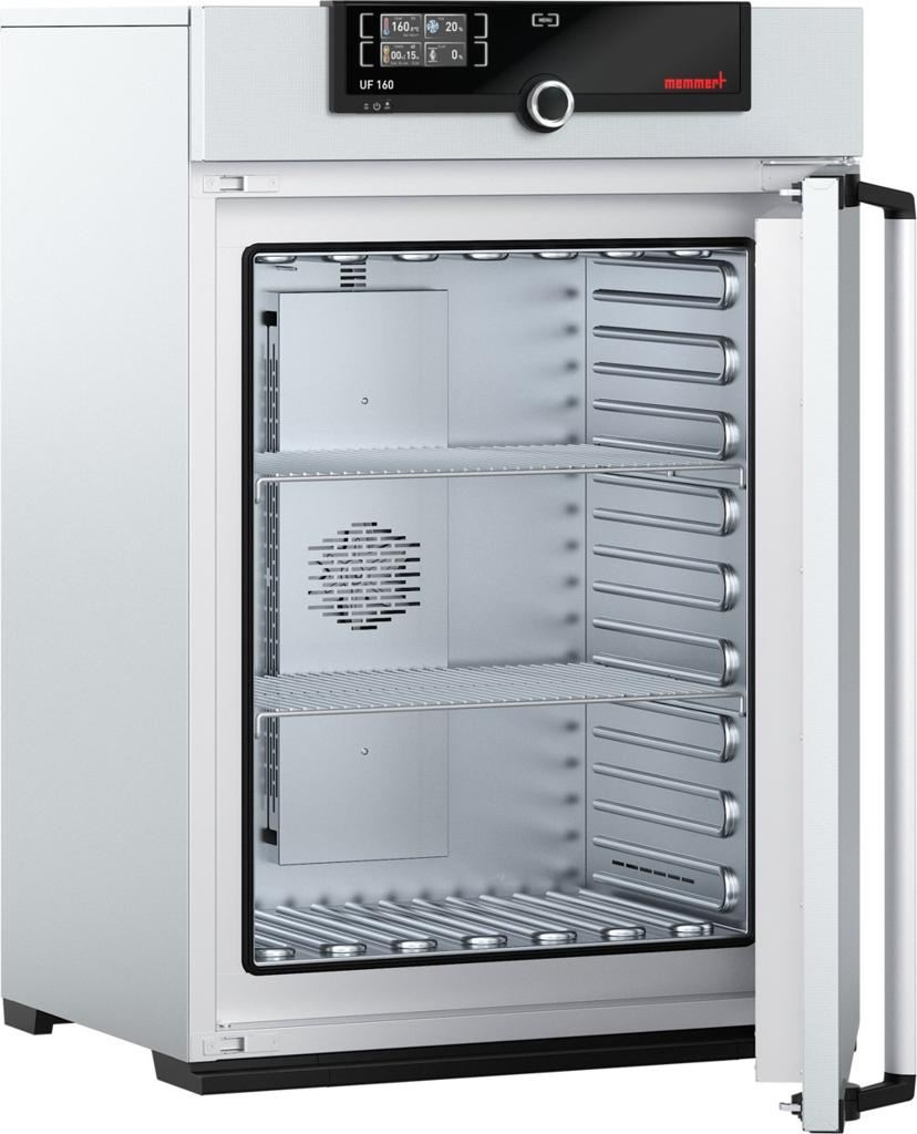 Universal oven UF160, forced air circulation, with SingleDISPLAY, 161L, working-