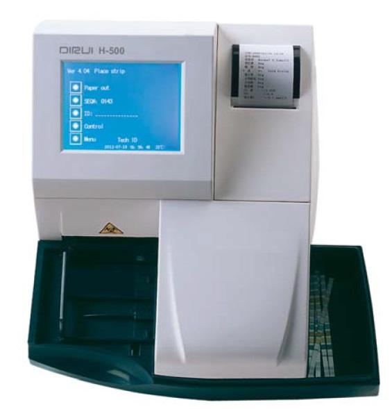 H-500 Semi-Automatic Urine Analyzer