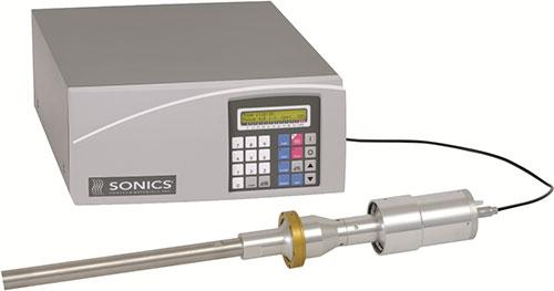 Ultrasonics Processor 1500 watts, 20 kHz  with CV294 converter, BHNVC21 booster