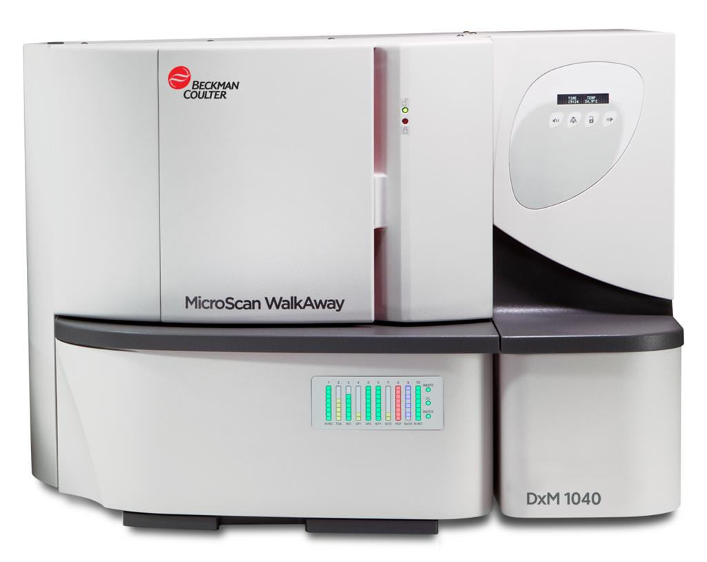 DxM 1040 WalkAway system with LabPro MR (high voltage)
