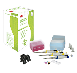 Starter Pack – 3 Pipettes, Discovery Comfort (D)