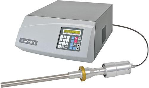 Ultrasonics Processor 2500 watts, 20 kHz  with CV294 converter, BHNVC21 booster